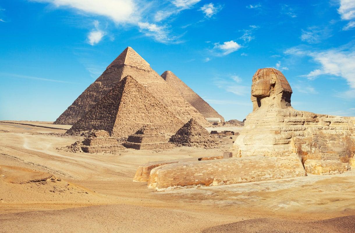Giza, Egypti