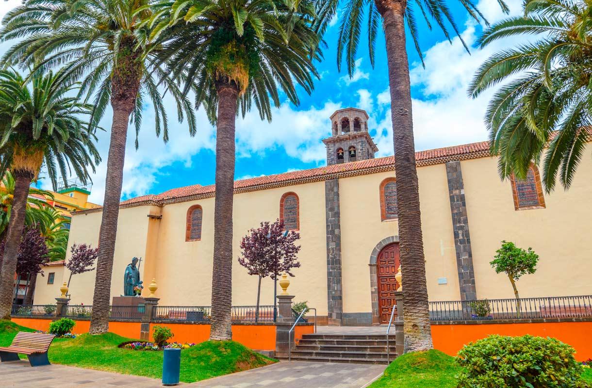 Päiväretket Puerto de la Cruzista