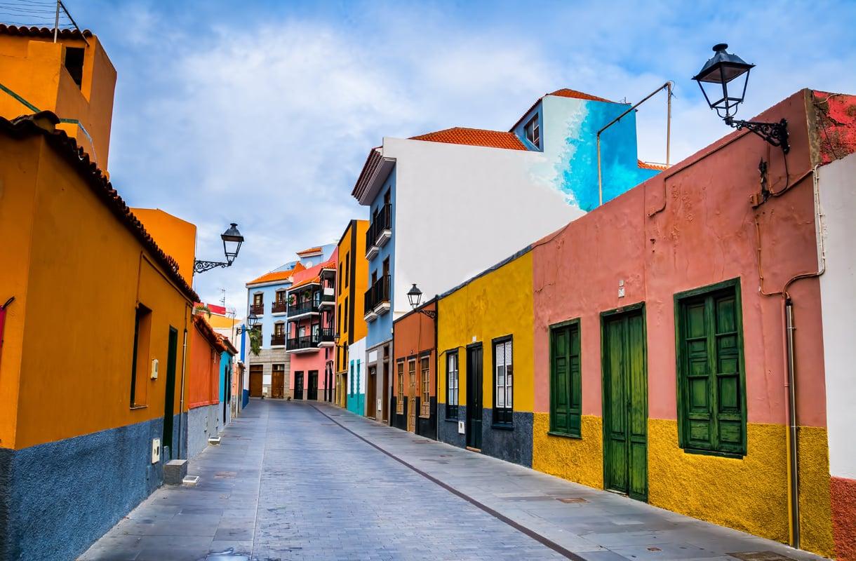 Puerto de la Cruz, Espanja