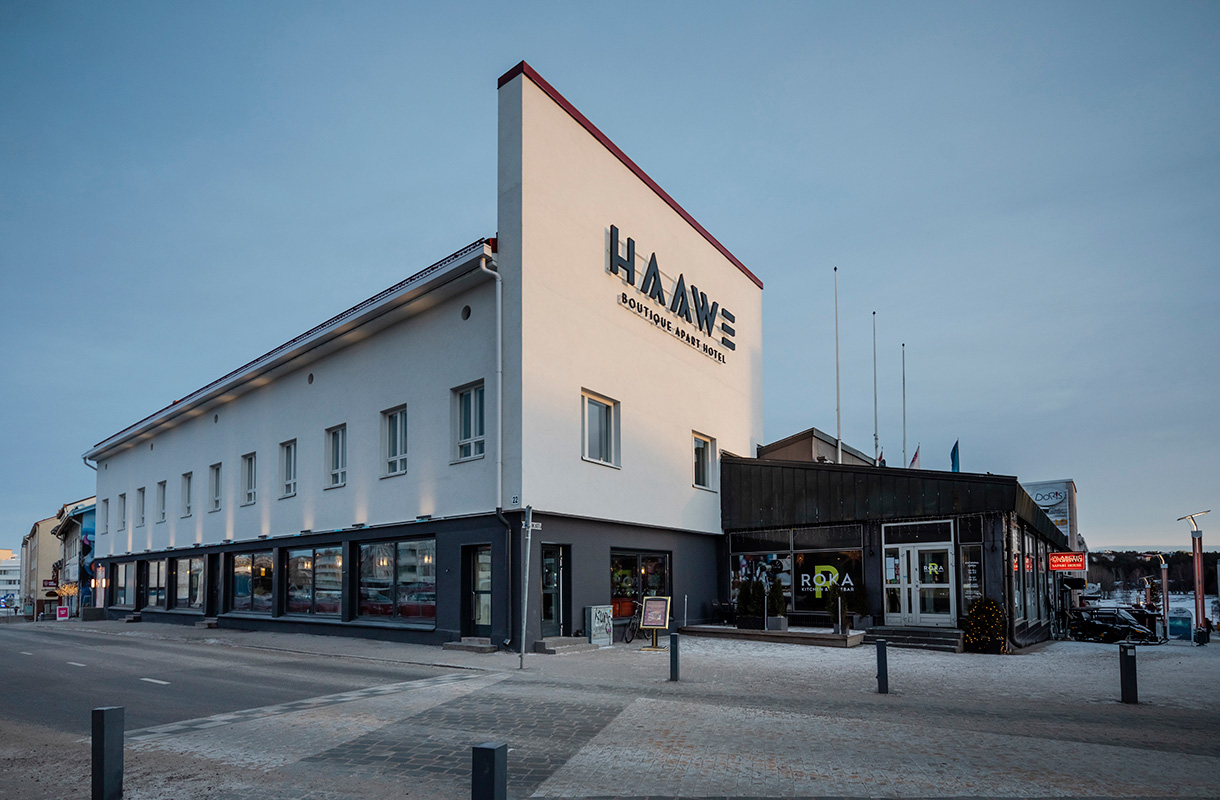 Hotelli Haawe, Rovaniemi