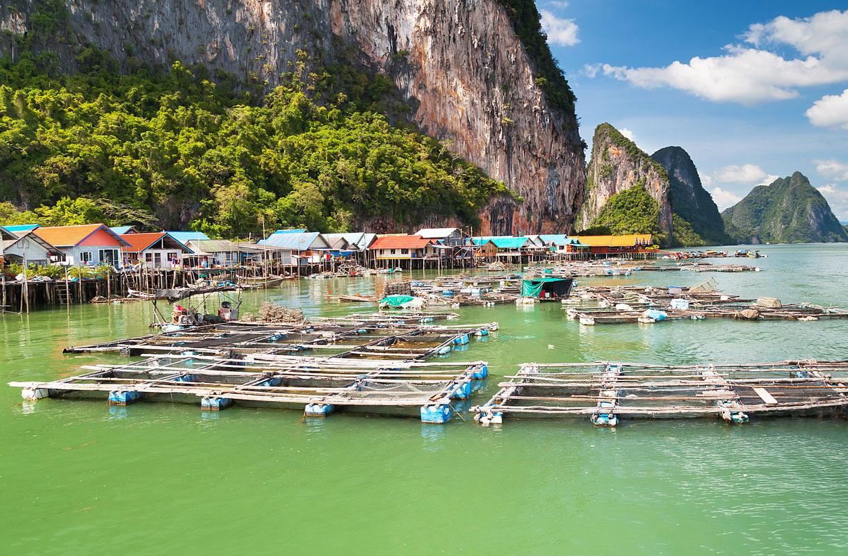 Koh Panyi, Thaimaa