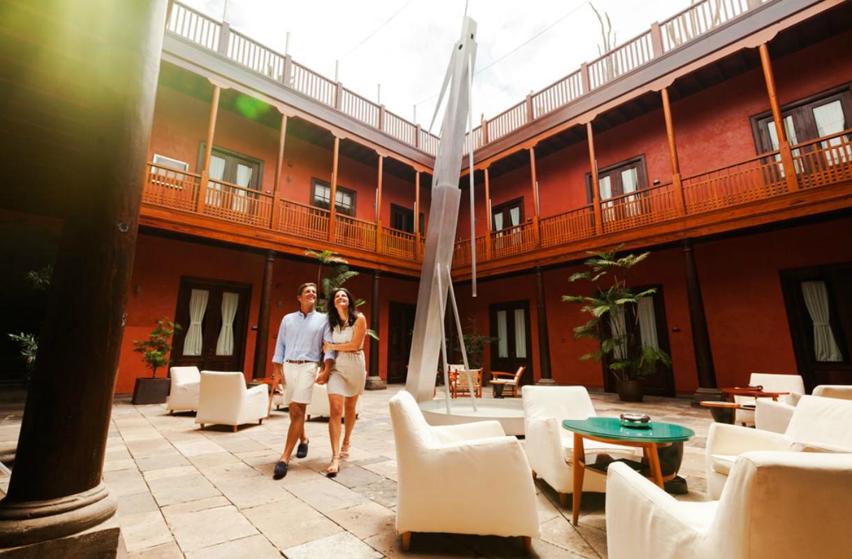 Boutique-hotellit Kanarialla