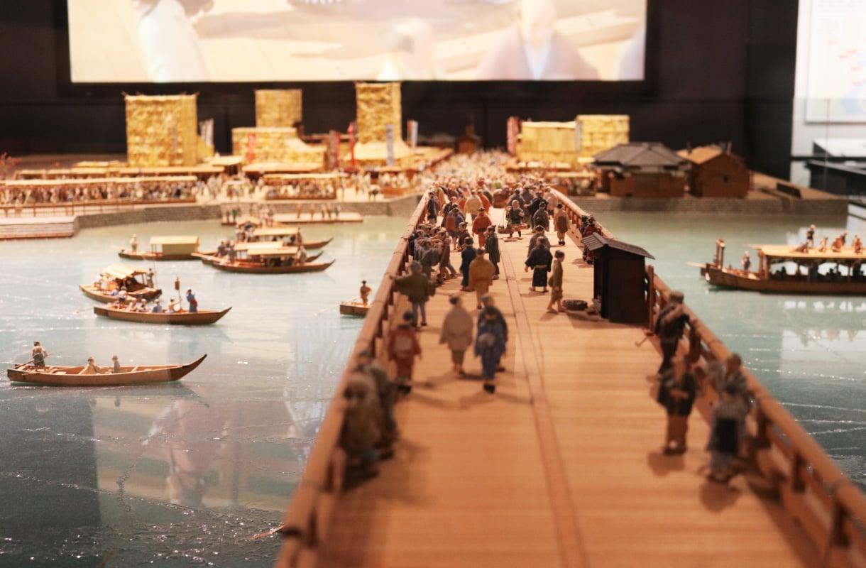 Edo Tokyo -museo Tokiossa