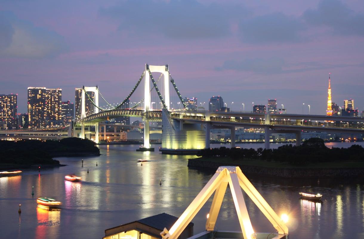 Odaiba, Tokio