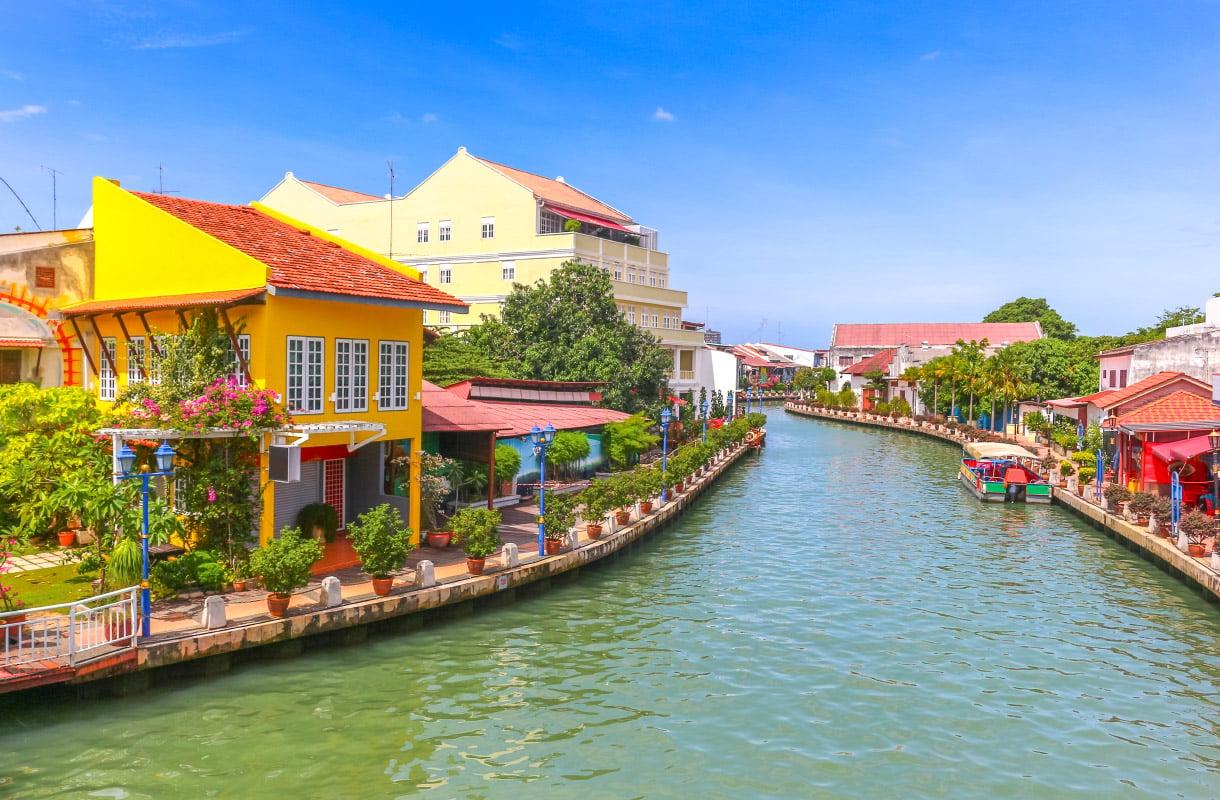 Melaka, Malesia
