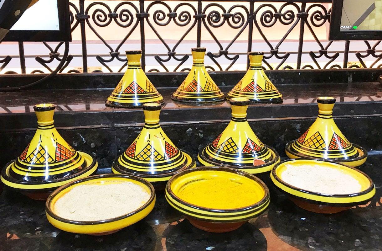 Marokon mausteet