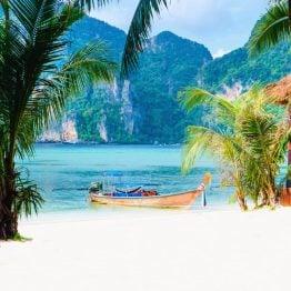 Phi Phi Don, Thaimaa