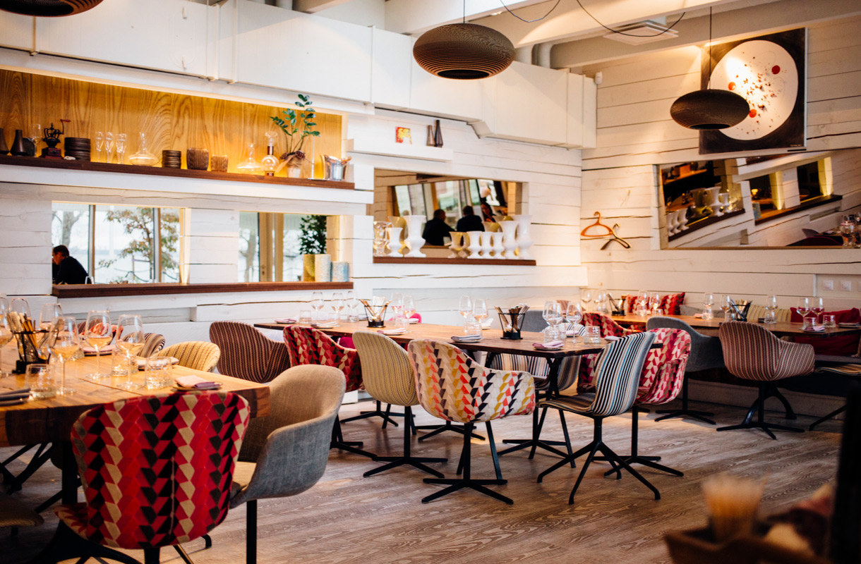 Tallinnan ravintoloihin kannattaa tehdä pöytävaraus