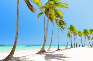 Punta Canan lentokentällä on uima-allas