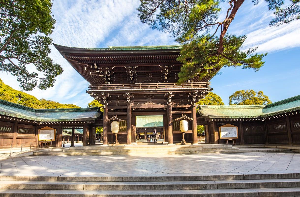 Meiji Jingu, Tokio