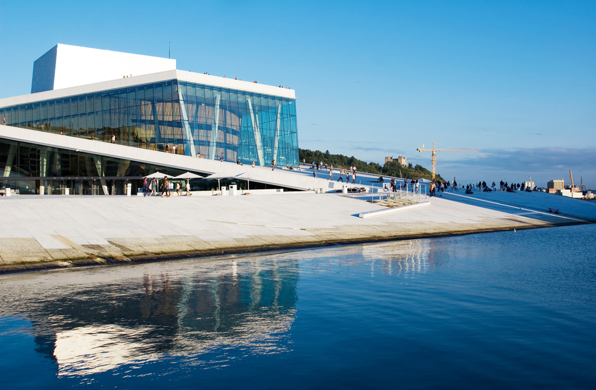 Oslo, Norja