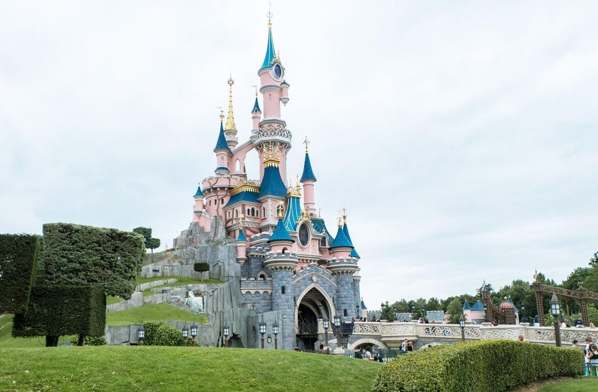 Kymmenen hauskaa faktaa Disneylandista