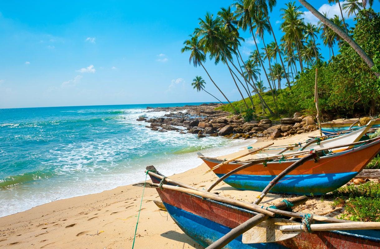Ensikertalaisen vinkit Sri Lankalle