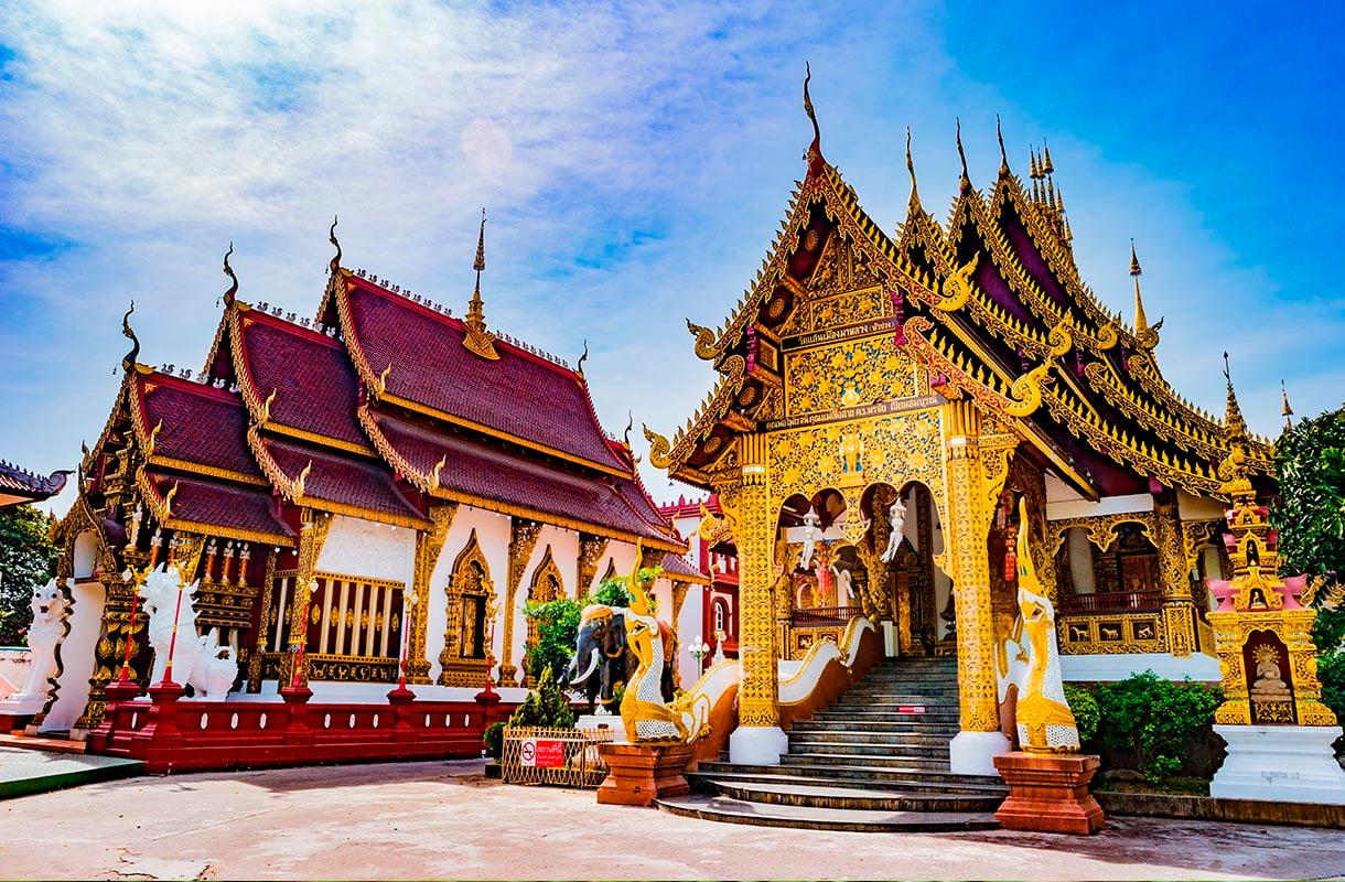 Lyhyt loma Thaimaassa onnistuu ilman viisumia