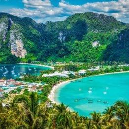 Koh Phi Phi, Thaimaa