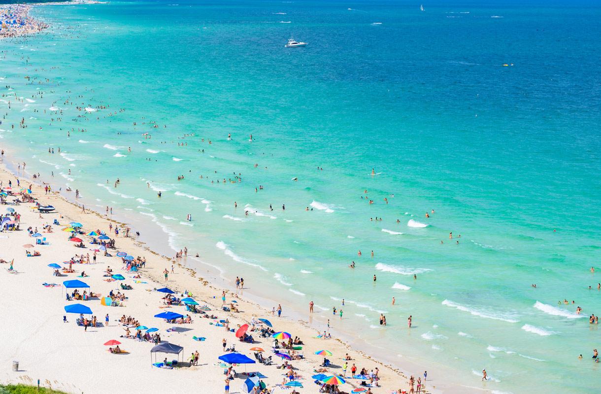 Kymmenen mielenkiintoista faktaa Floridasta