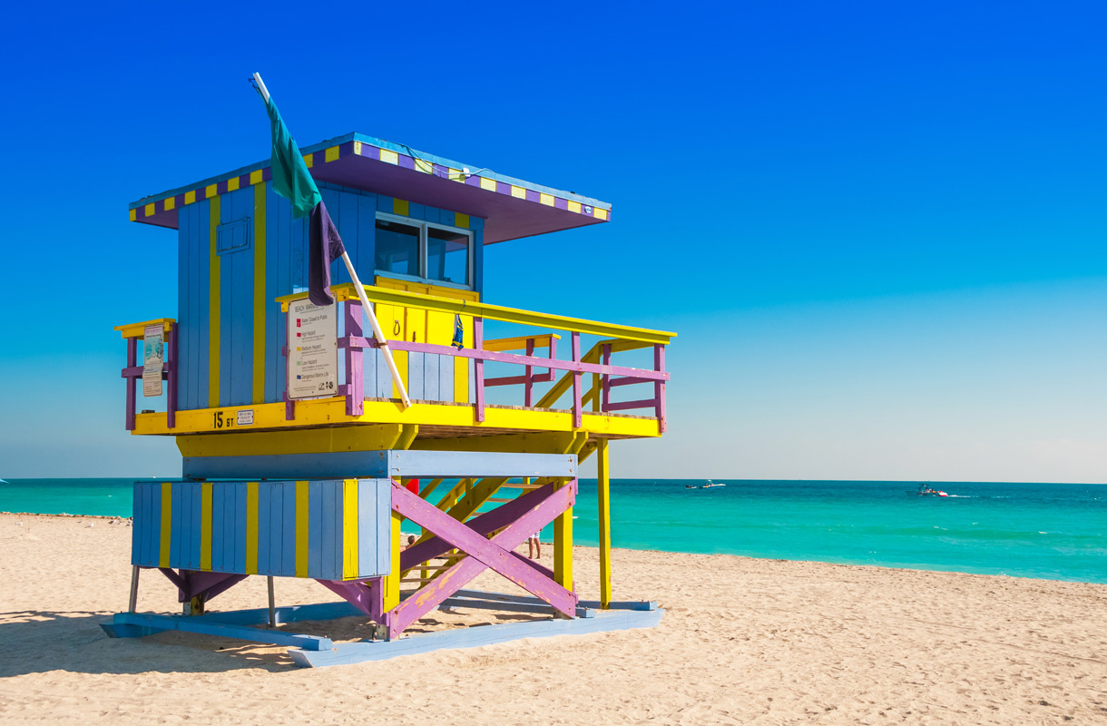 Kymmenen mielenkiintoista faktaa Floridasta?