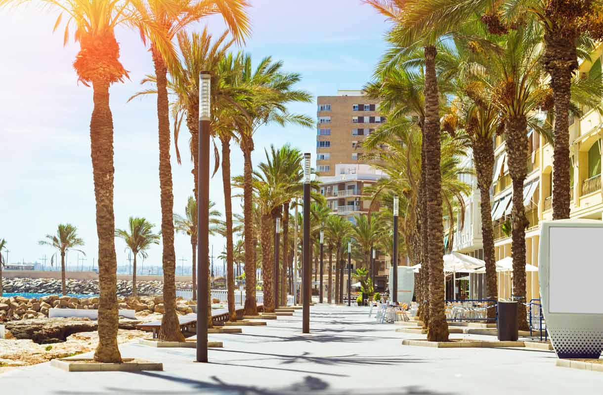 Torrevieja, Espanja