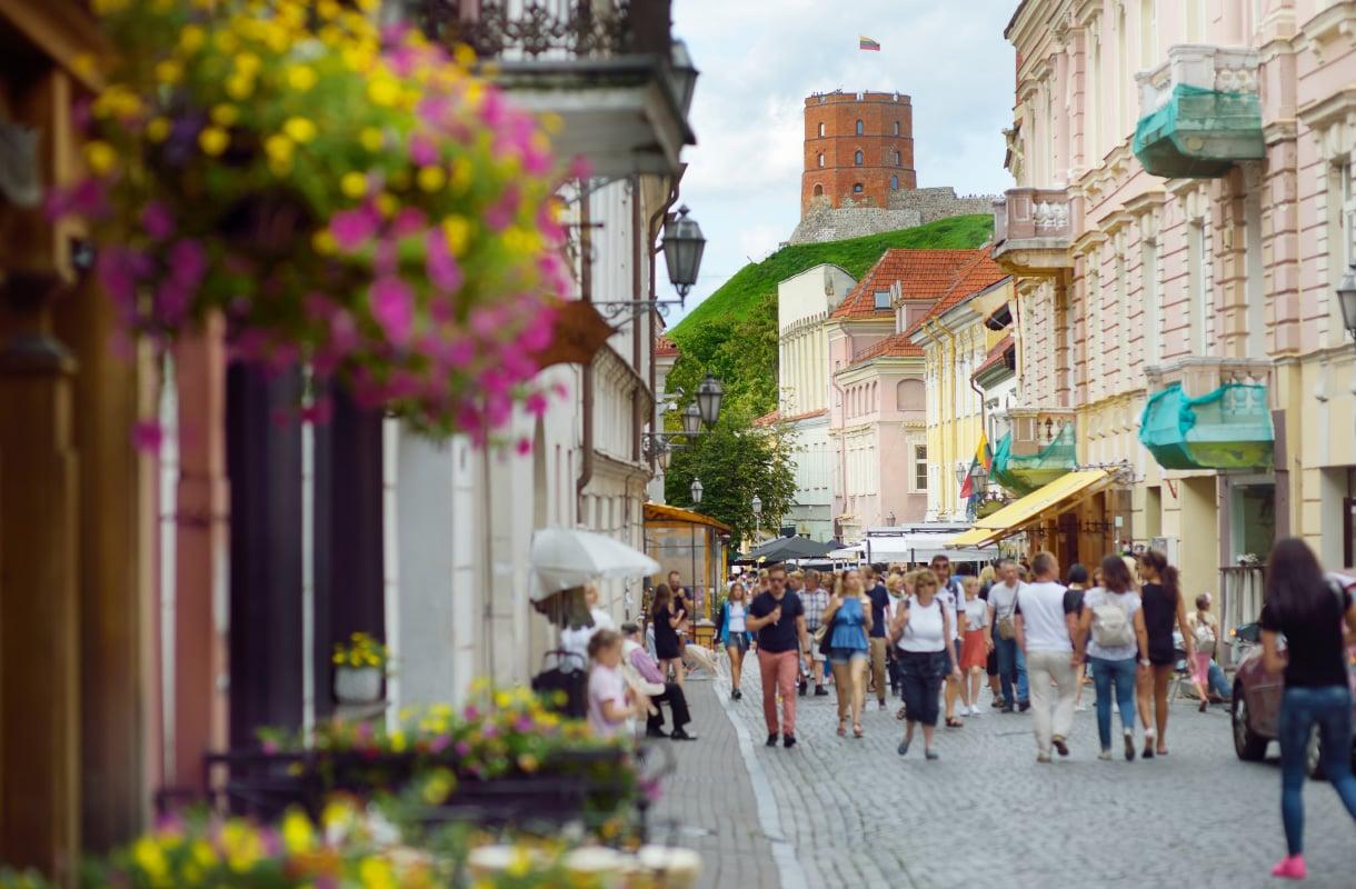 Vilna, Liettua
