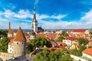 Olevisten kirkontornin kummitustarina Tallinnassa
