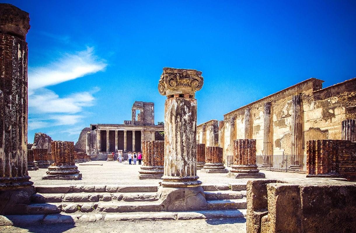 Pompeiji, Italia