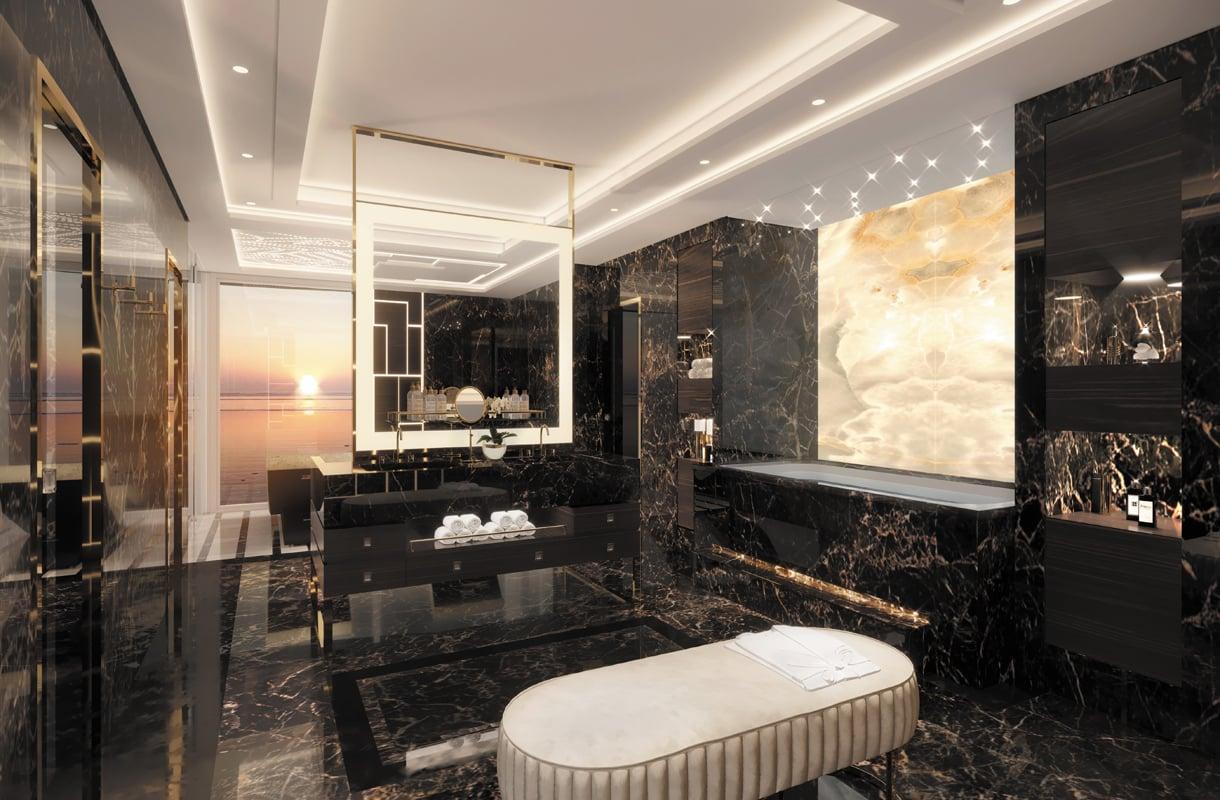 Regent Suite, Seven Seas Splendour