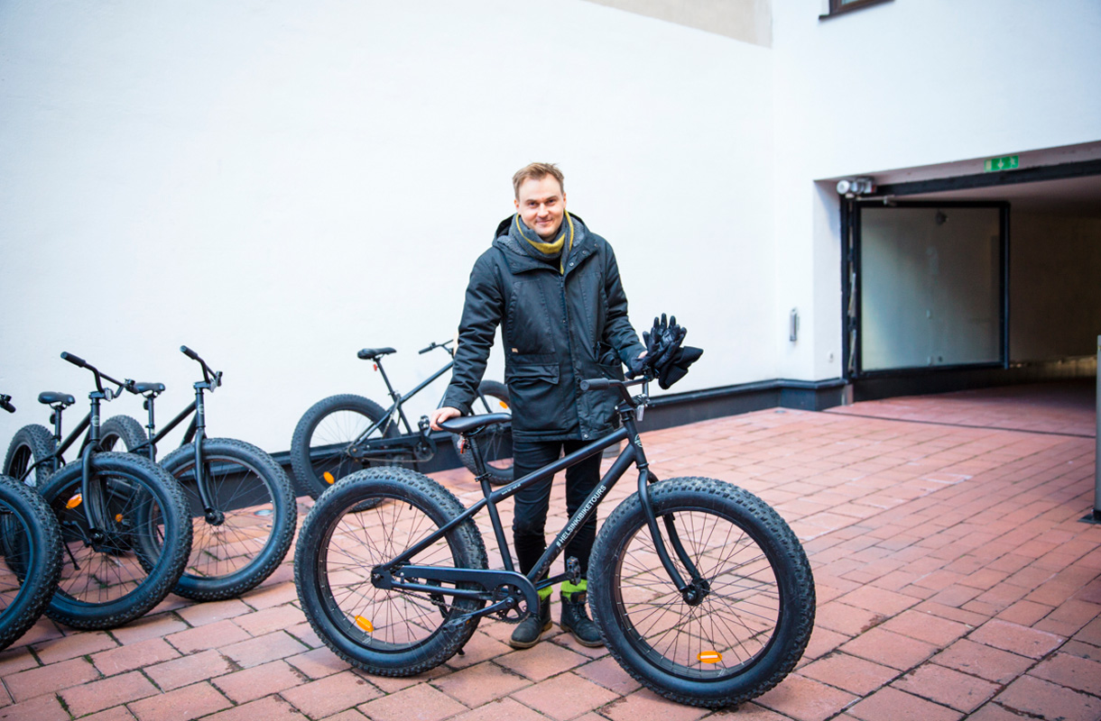 Helsinki Bike Tours