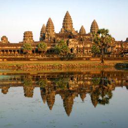 Angkor, Kambodža