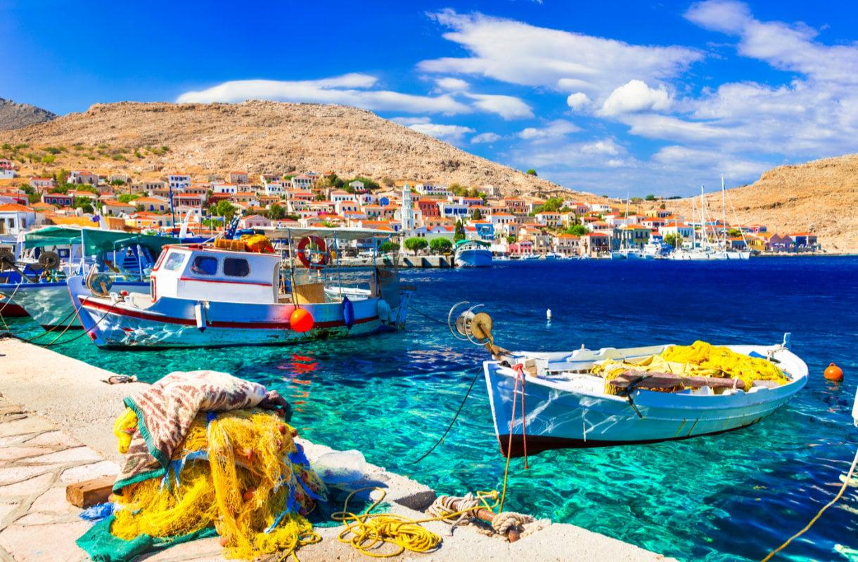Halki, Kreikka