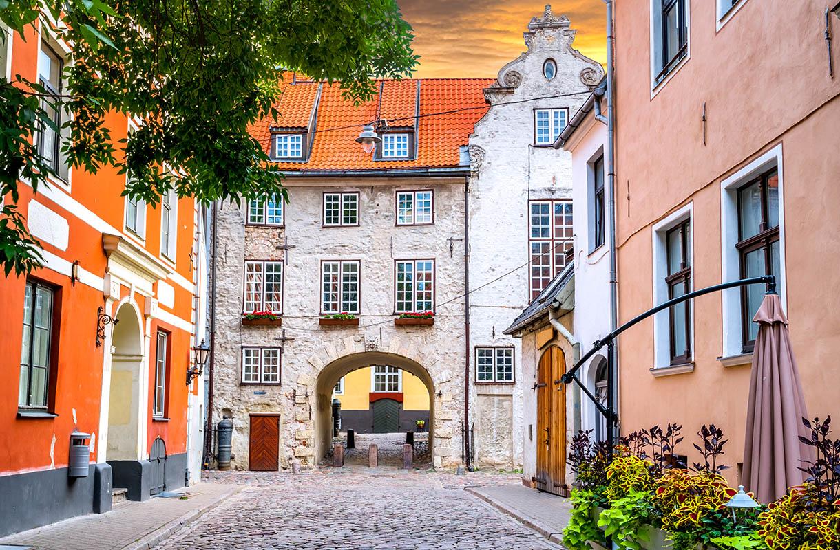 Riika, Latvia