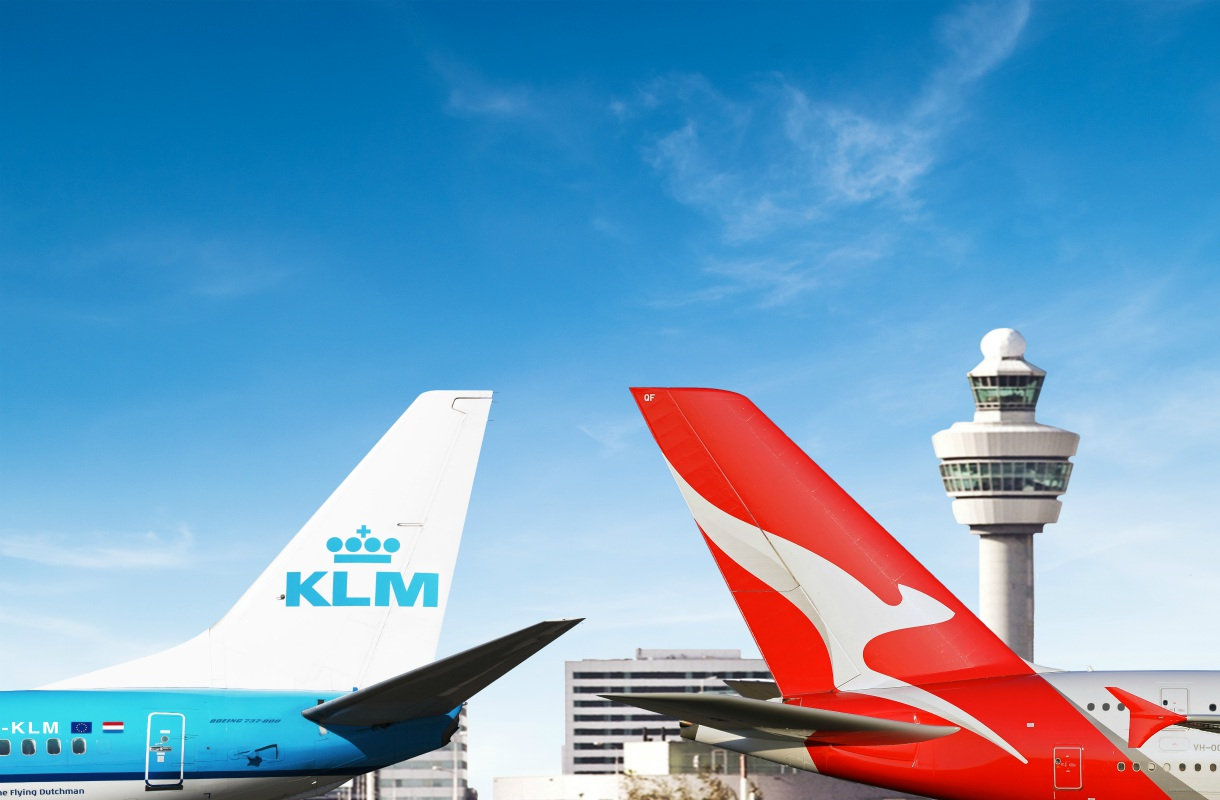 Maailman pisimpään toimineet lentoyhtiöt - Top 10