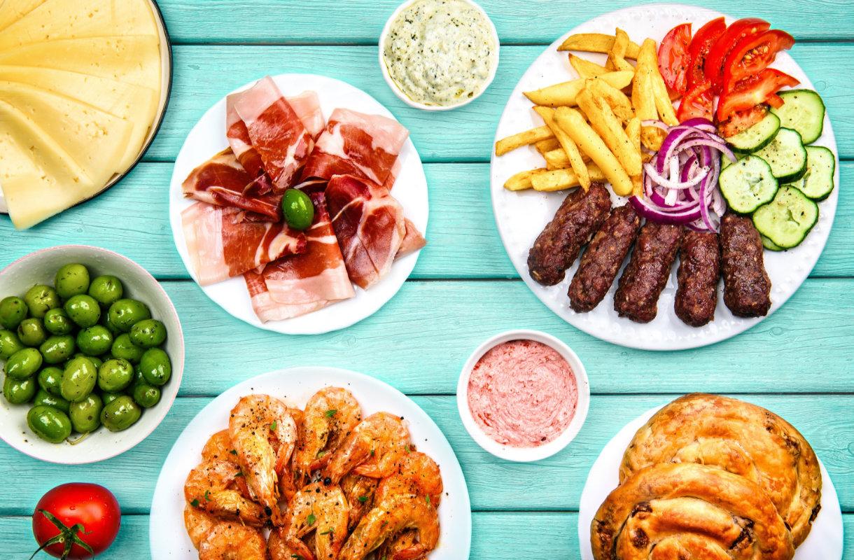 Montenegron ruoka