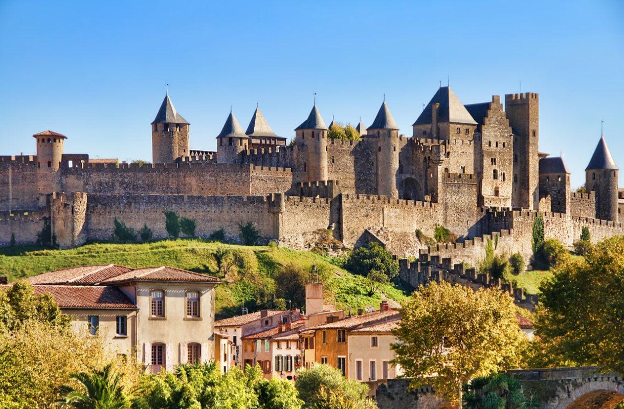 Carcassonne, Ranska
