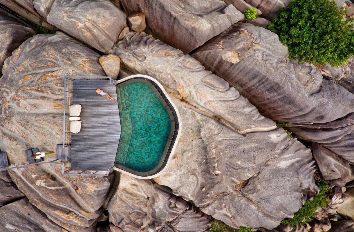 Seychellien luksushotellit
