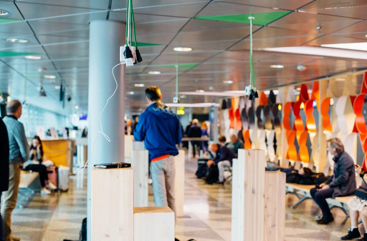 Finavian lentoasemat hiilineutraaleiksi