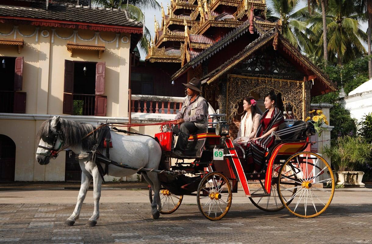 Matkavinkit Pohjois-Thaimaahan