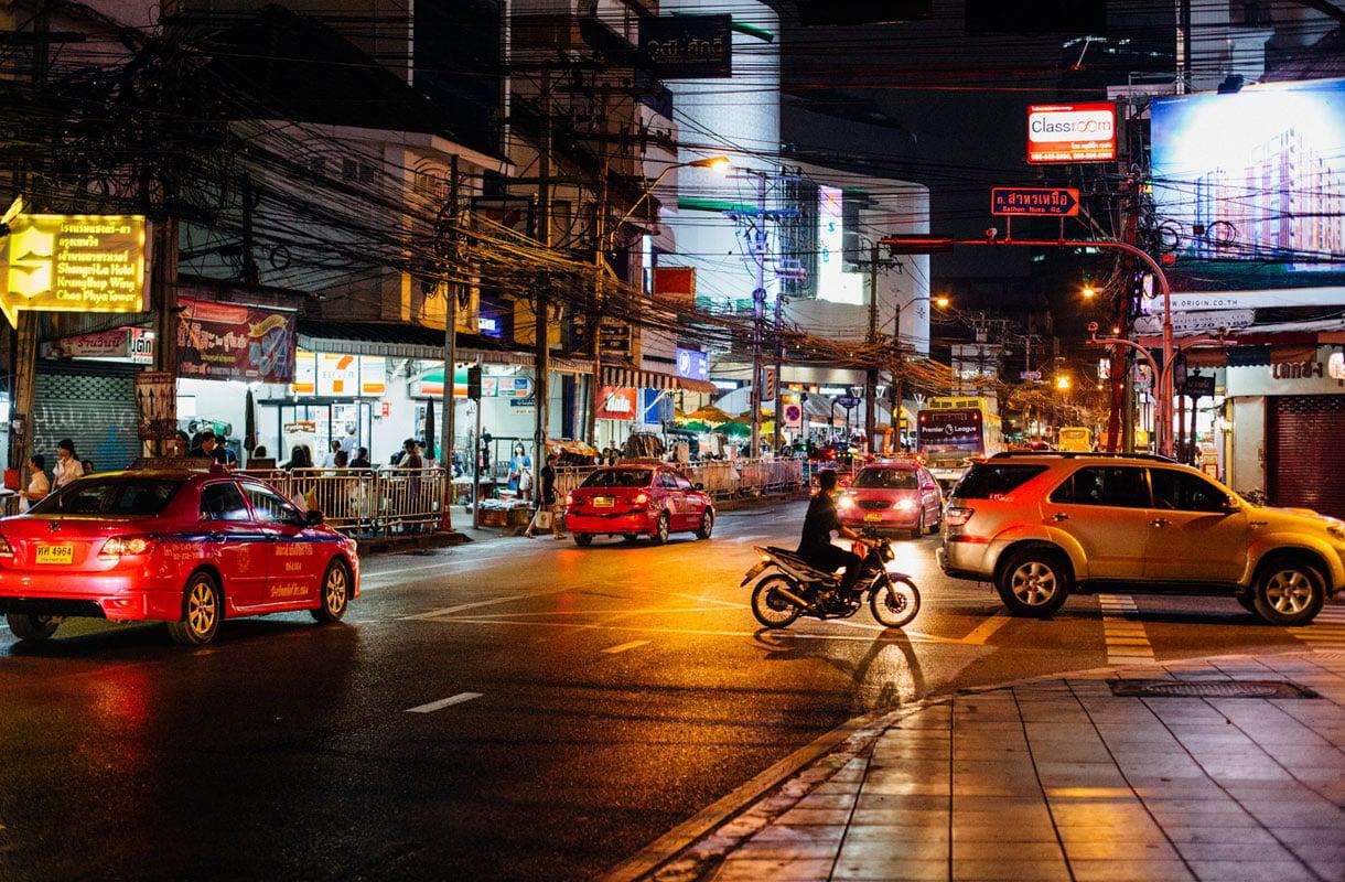 Thaimaan 7-Eleven-kioskit ovat aina auki