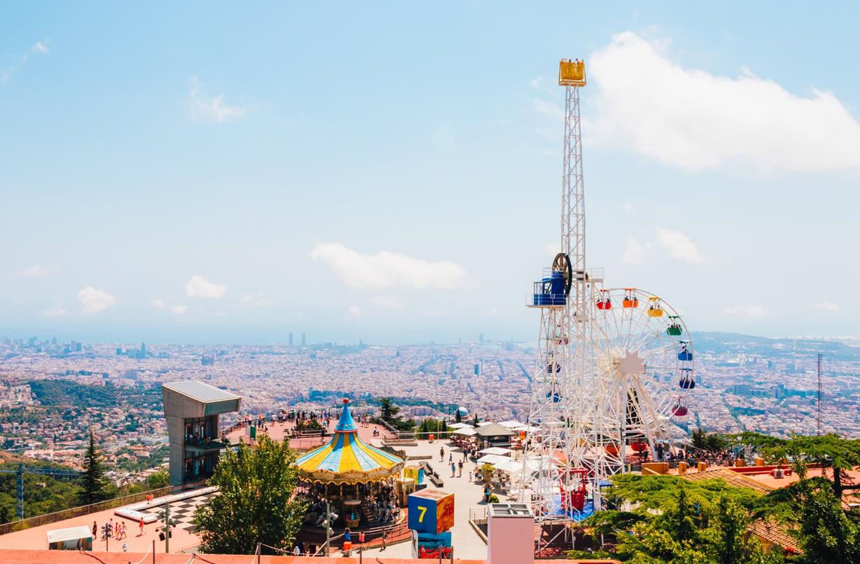 Barcelonassa on kuvattu monia suosittuja elokuvia