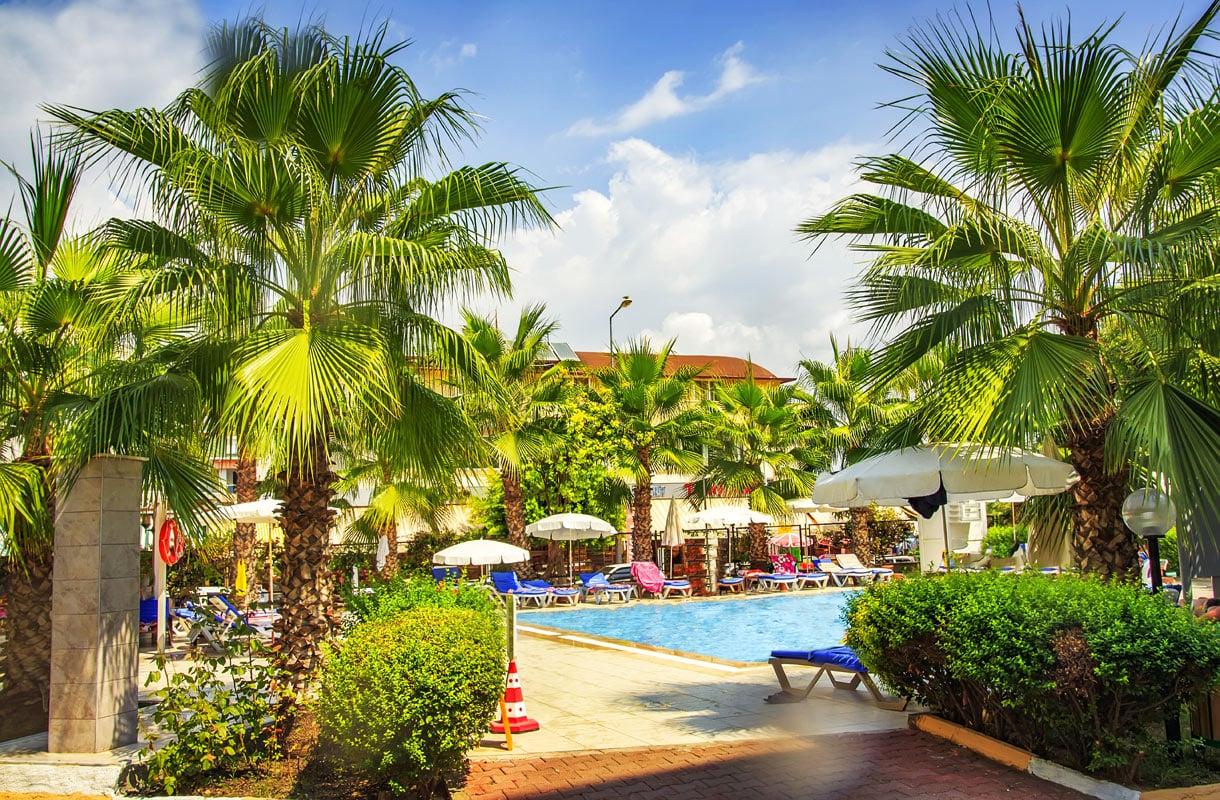 Hotellit Kanariansaarilla