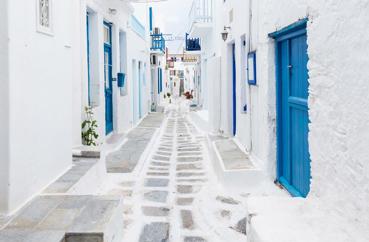 Kreikassa on paljon lakkoja
