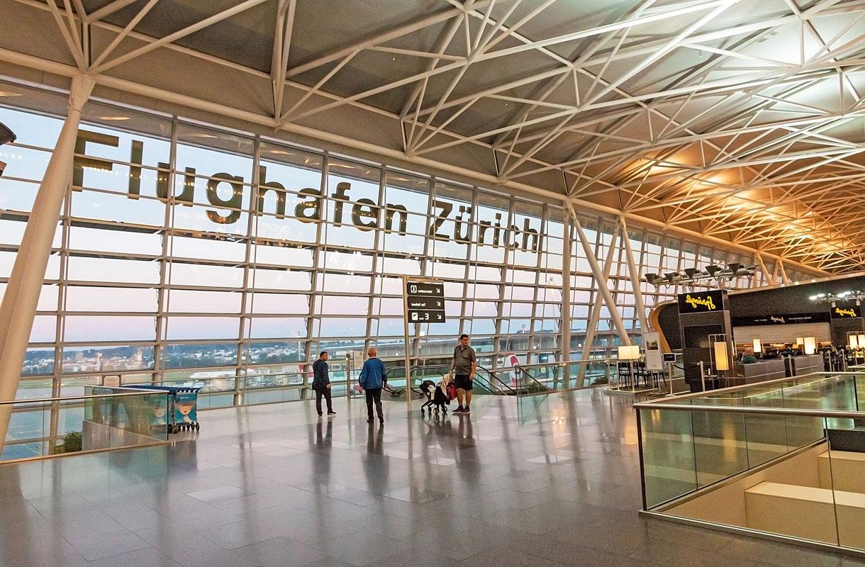 Zürichin lentoasema