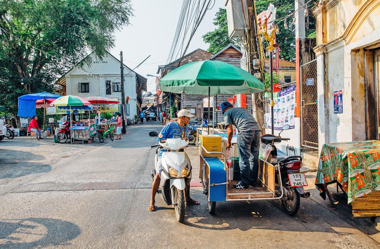 Chanthaburi, Thaimaa