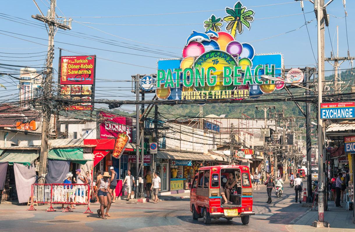Mitä Thaimaan turistipoliisi tekee