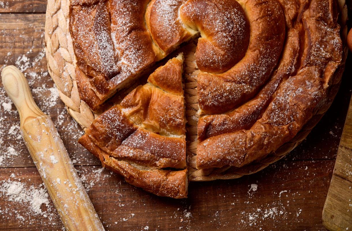Ensaimada-leivos