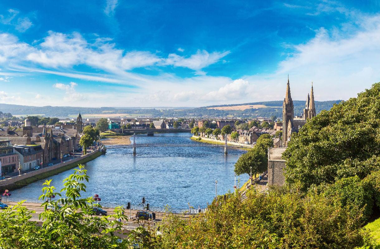 Inverness, Skotlanti