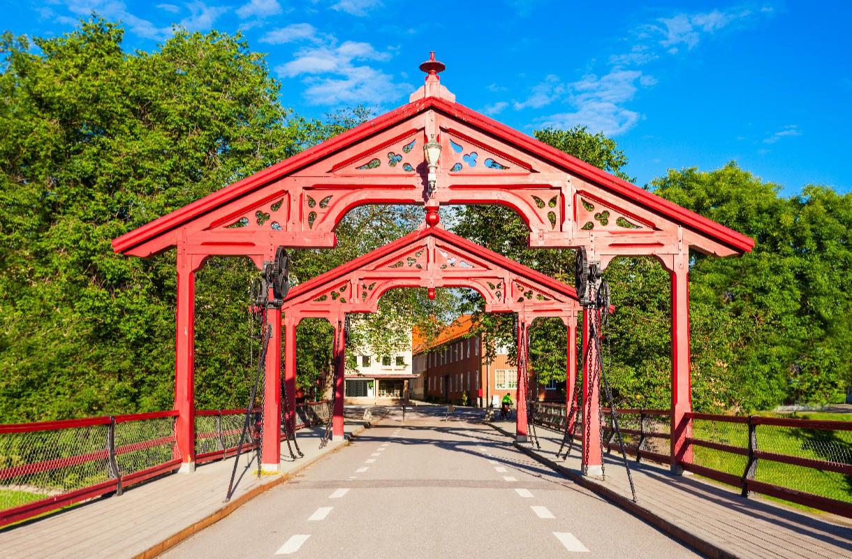 Trondheim, Norja