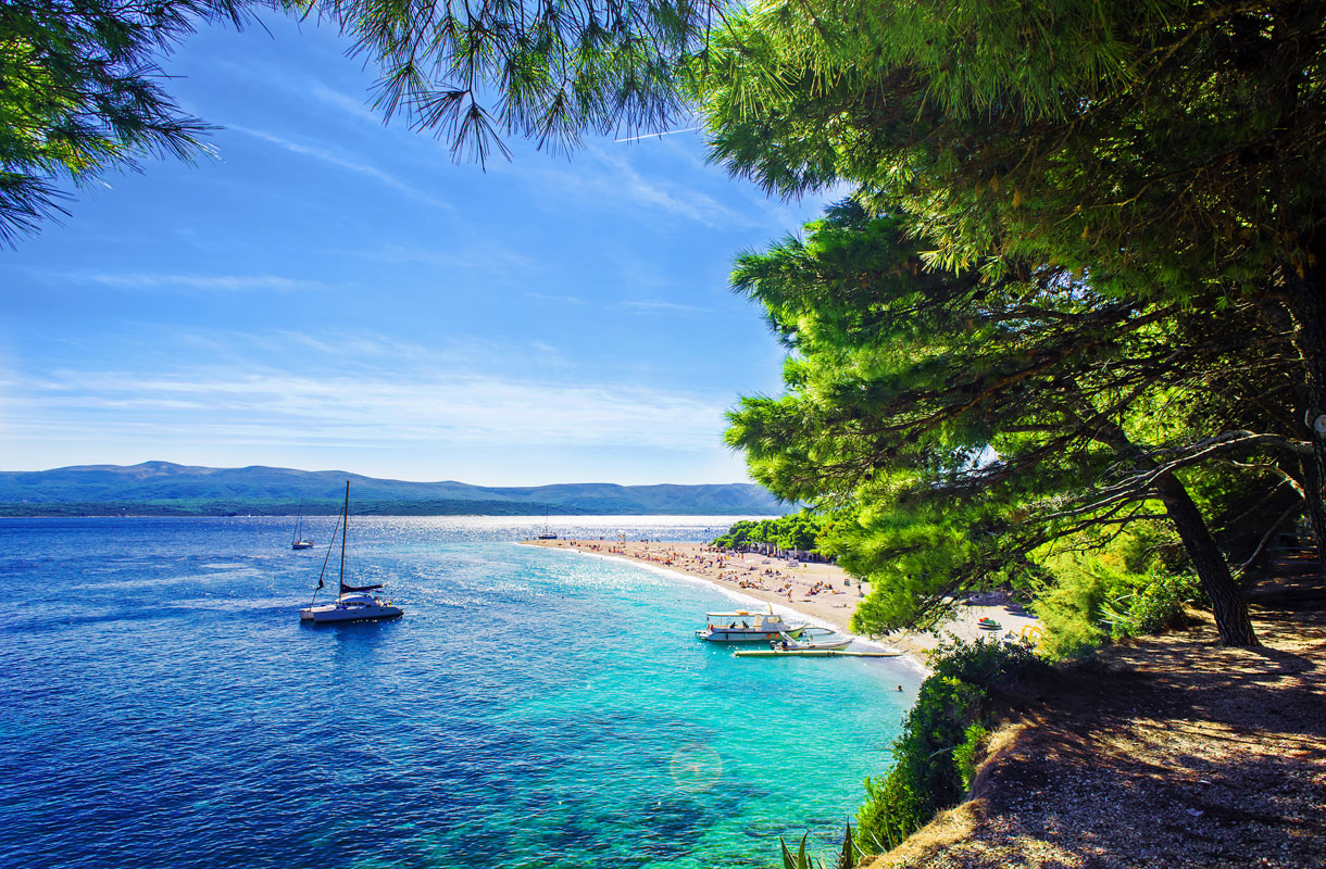 Halvat lennot Kroatiaan