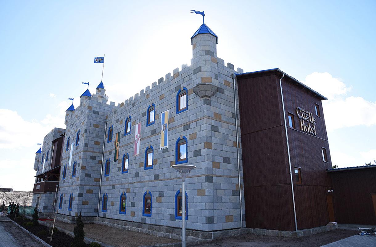 Legoland Castle -hotelli