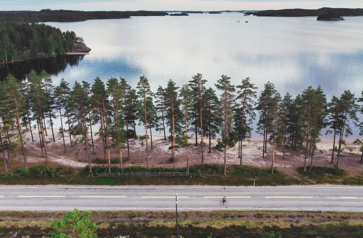 Suomen rauhalliset lomakohteet