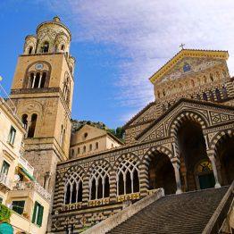 Amalfin rannikko, Italia